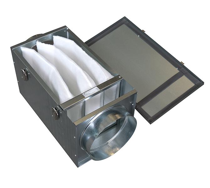 Фильтры воздушные для систем вентиляции